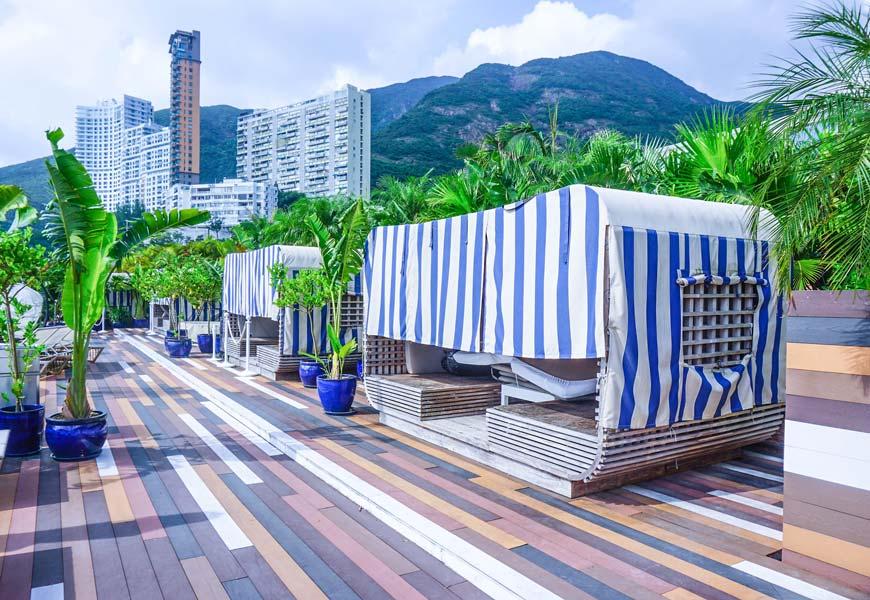 Hong Kong Cabana Repulse Bay