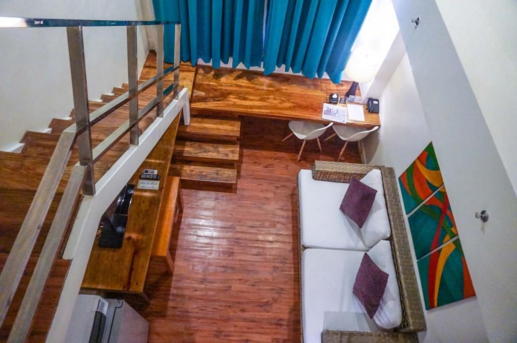 Ferra Hotel Boracay One Bedroom Loft