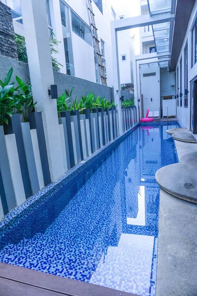 Ferra Hotel Swimming Pool