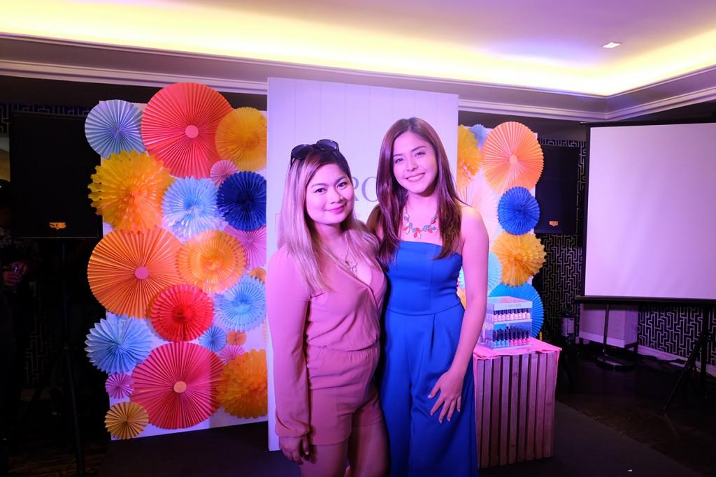 Shaira Mae for Caronia Philippines