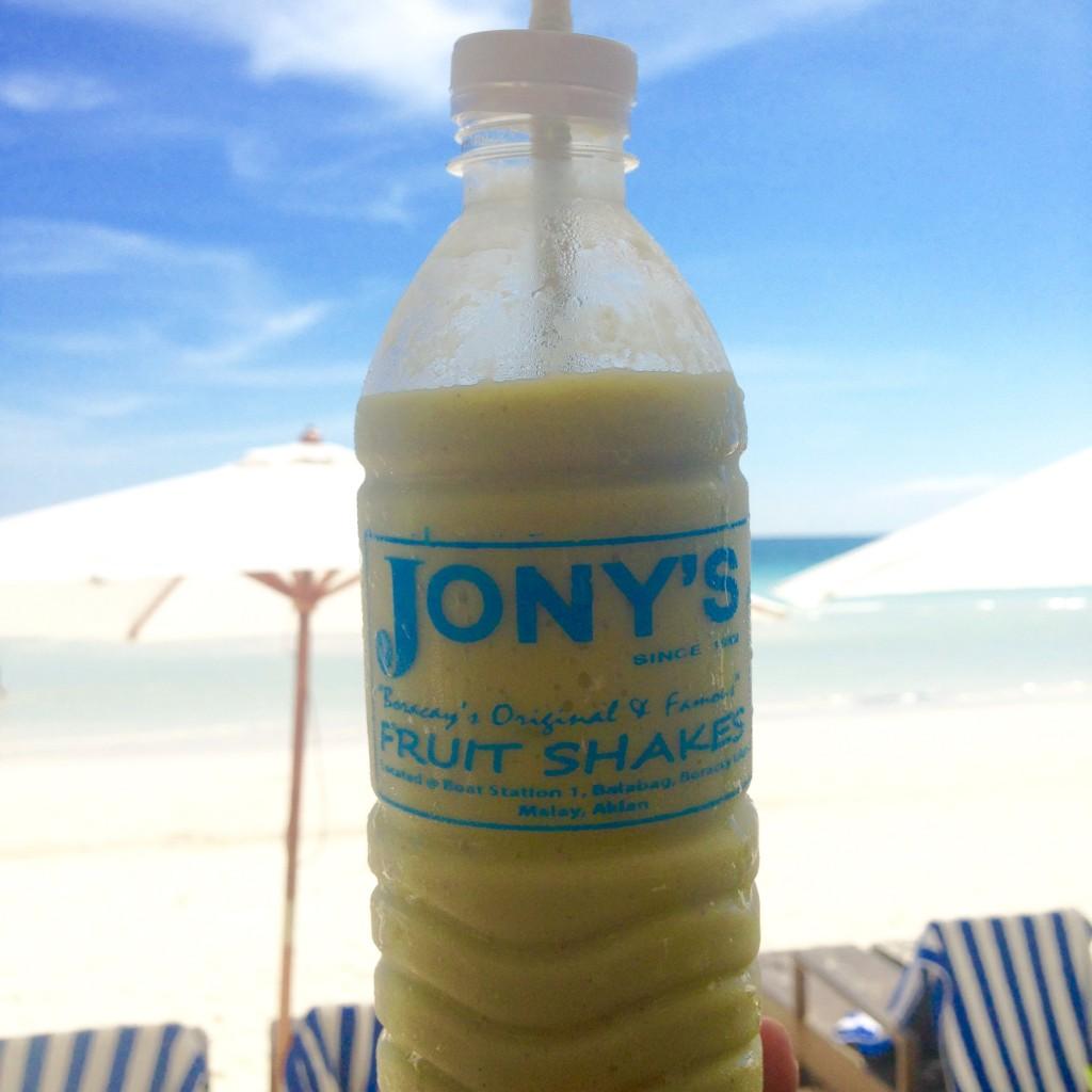 Jony's Boracay