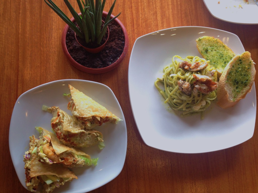 Sulok Cafe Antipolo food