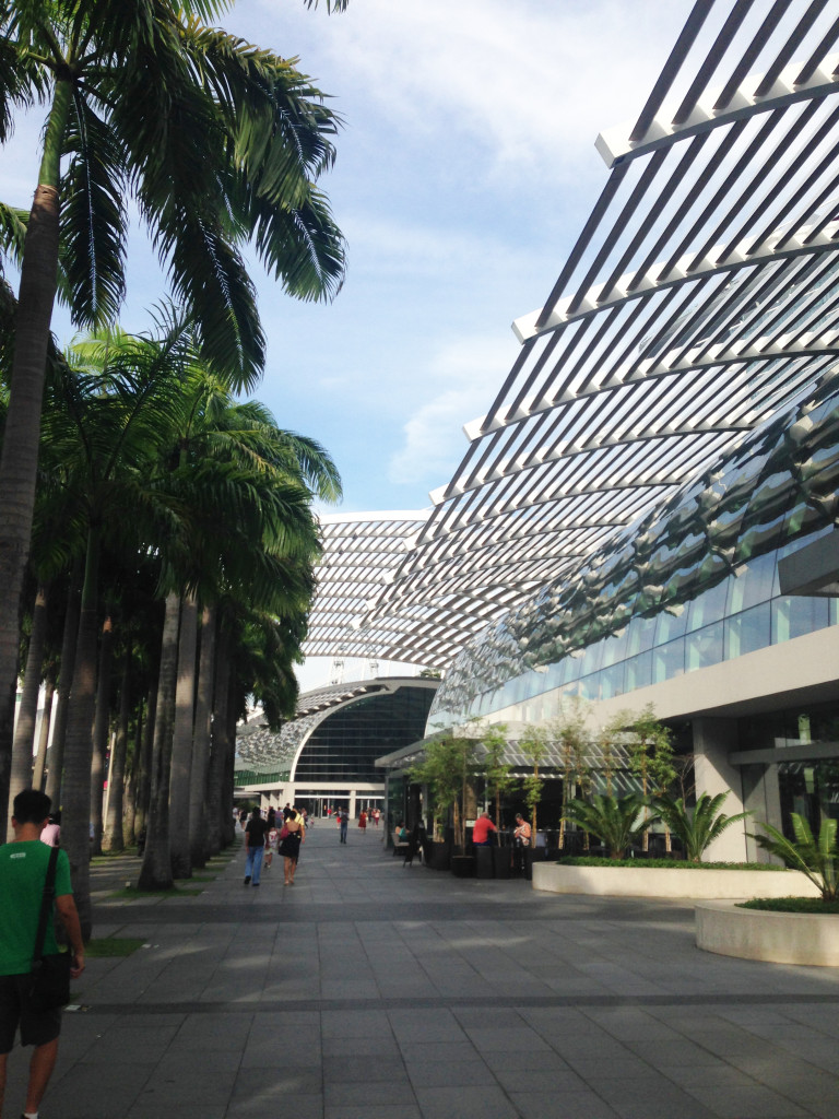 Marinay Bay Sands Singapore Review