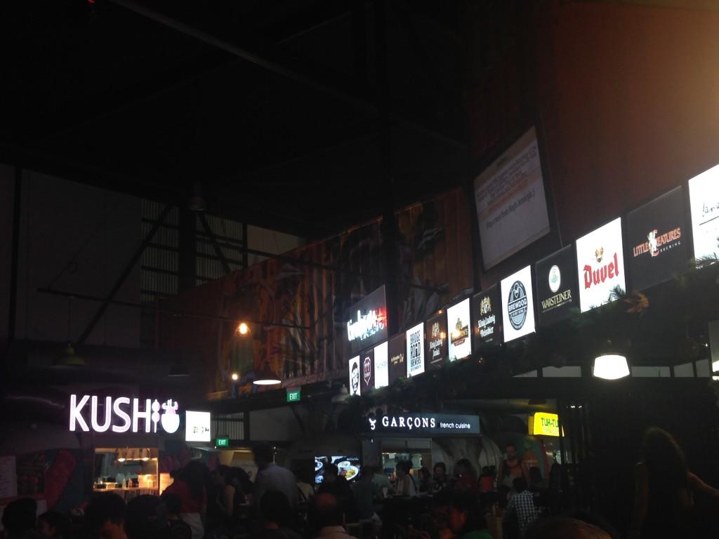Timbre+ Singapore review