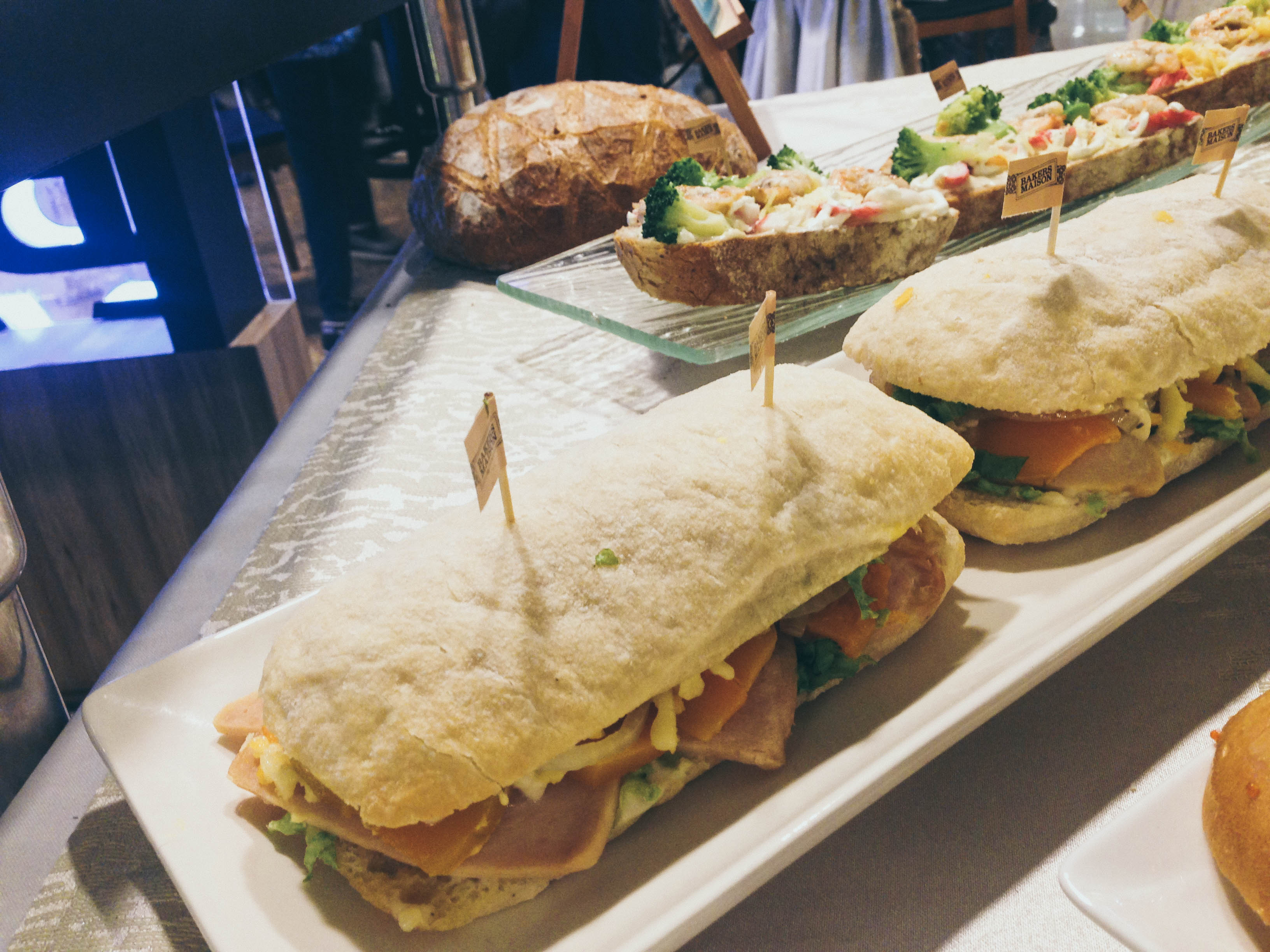 Easy and Yummy Sandwiches from Bakers Maison That You Can Make