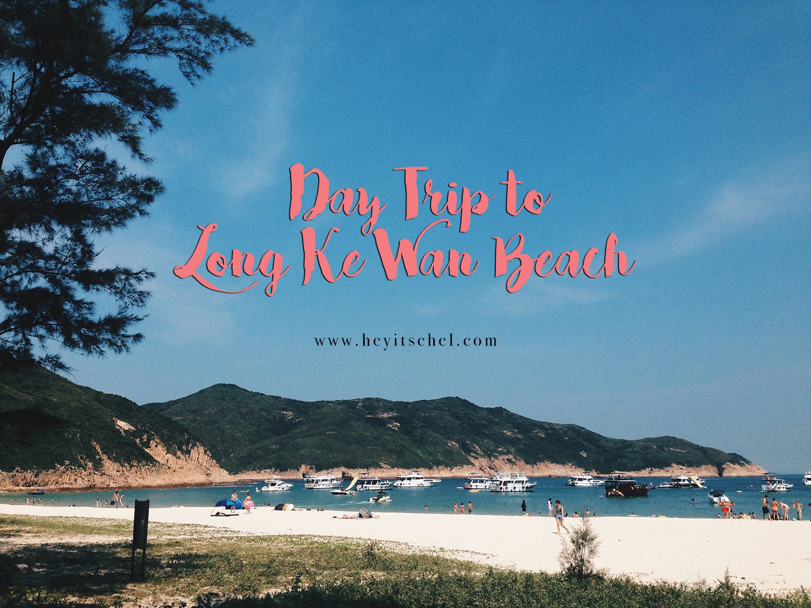 Day Trip to Long Ke Wan Beach