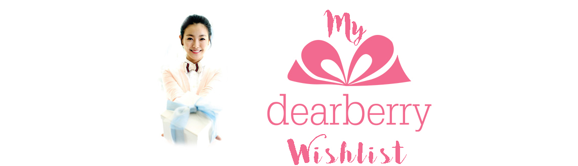 my-dearberry-wishlist