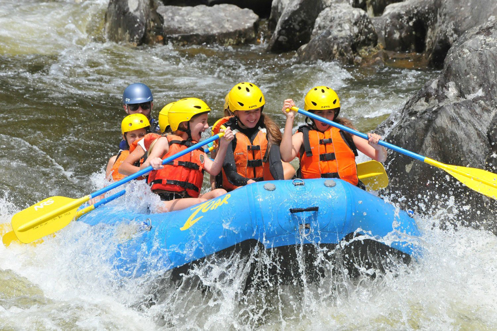 Whitewater Rafting: Tips for Safety