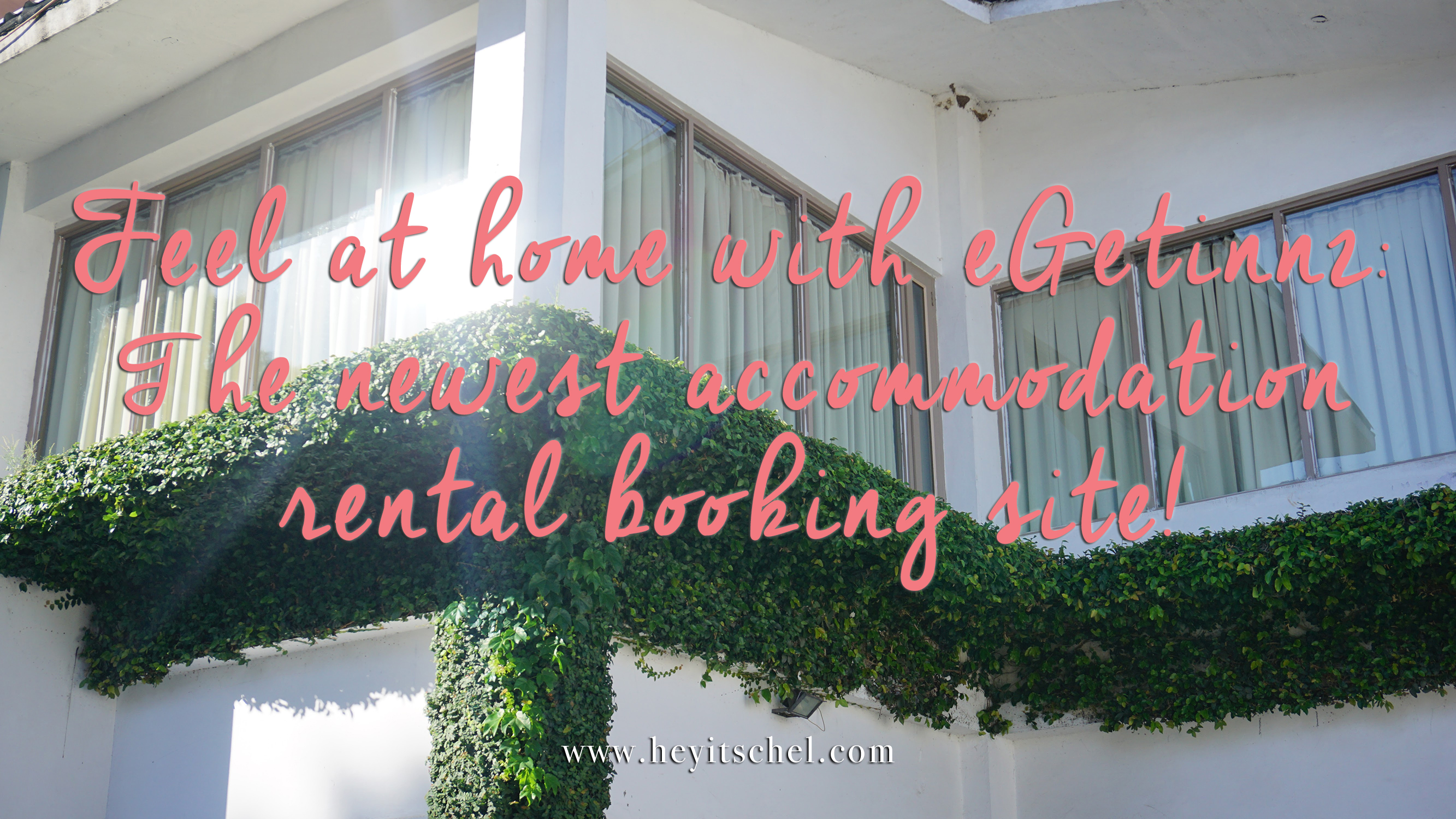Feel at home with eGetinnz: The newest accommodation rental booking site!