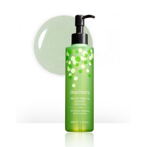 Dearberry One Step Berry Oil Cleanser (Green Tea)