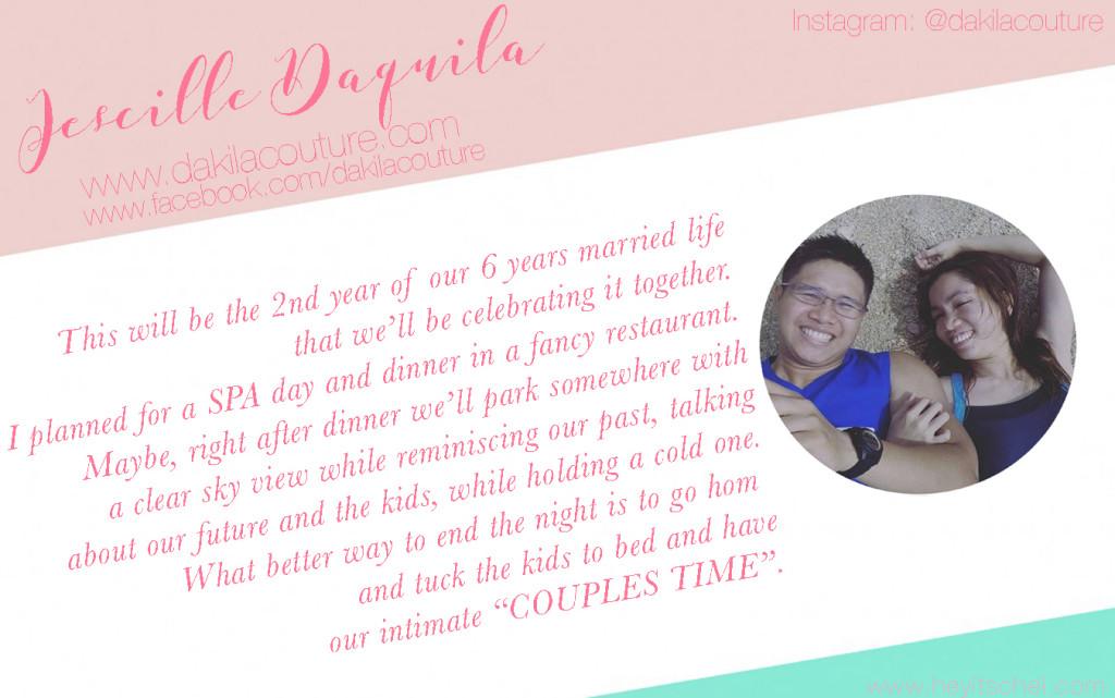 Jescille Daquila www.dakilacouture.com