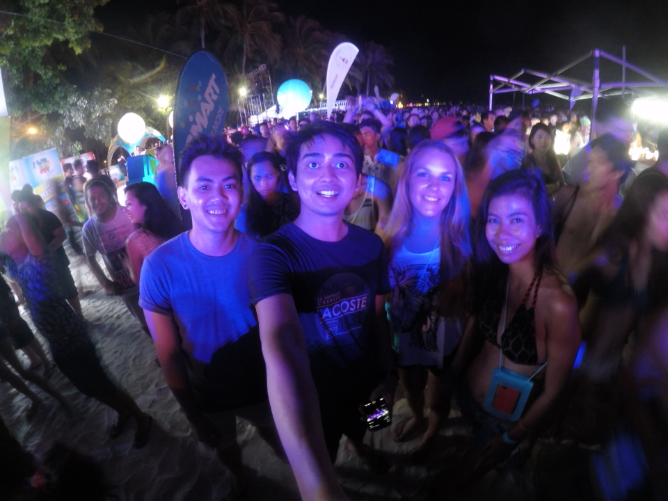 Boracay with Friends