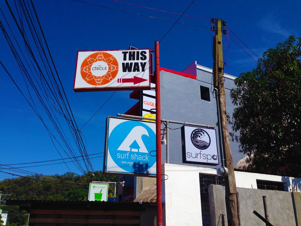 The Circle Hostel in La Union