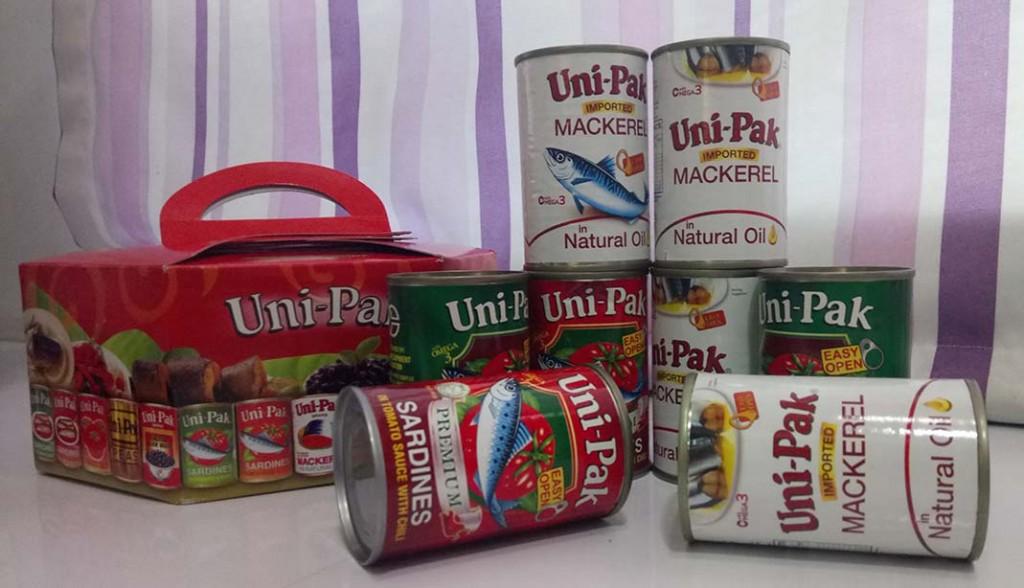 Unipak Mackarel Giveaway